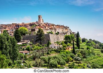 Saint-Paul-de-Vence in France