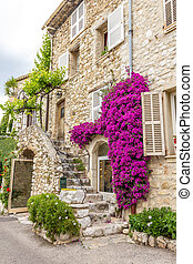Saint Paul de Vence, south of France
