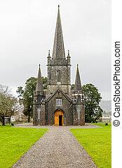 Saint Pauls church in Cahir town - Saint Pauls church of...