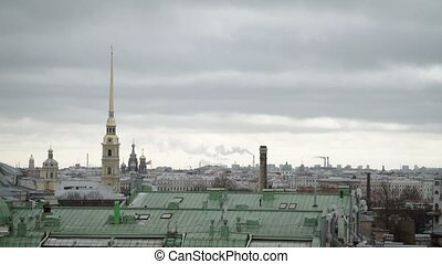 Saint-Petersburg Admiralty view