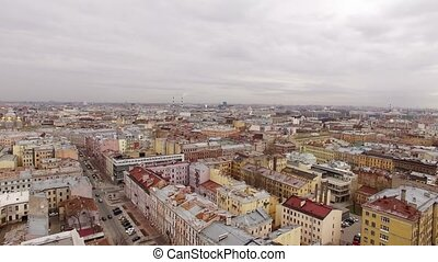 Saint-Petersburg aerial shot - Saint-Petersburg aerial...
