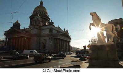 Saint Petersburg landmarks - St Isaacs Cathedral