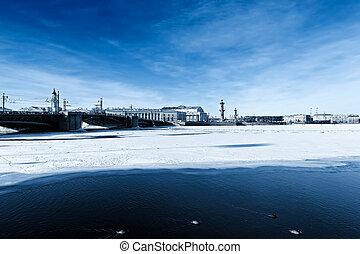 Saint Petersburg Landscape
