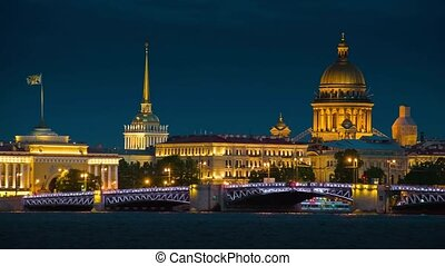 SAINT-PETERSBURG, RUSSIA - JULY 07, 2015: The residential...