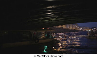 Saint Petersburg. - Saint Petersburg at white nights. Sail...
