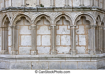 Saint Pierre Cathedral, Poitiers, France