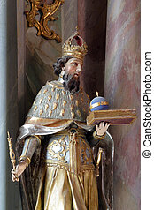 Saint Stephen of Hungary