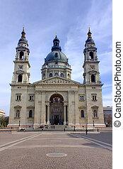 Saint Stephens basilika Budapest - Saint Stephens Basilika...