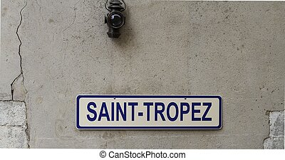 Saint Tropez, France - Saint Tropez , French riviera. A...
