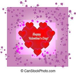 Saint Valentines Card