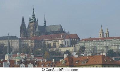 Saint Vitus Cathedral in Prague - The famous Saint Vitus...