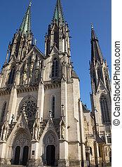 Saint Wenceslas Cathedral (Olomouc, Czech Republic) - Saint ...
