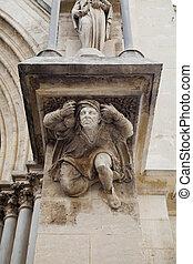 Sainte Anne Church in Montpellier, France