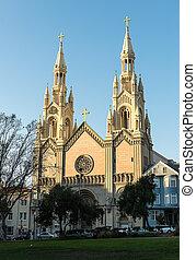 Saints Peter and Paul Church San Francisco