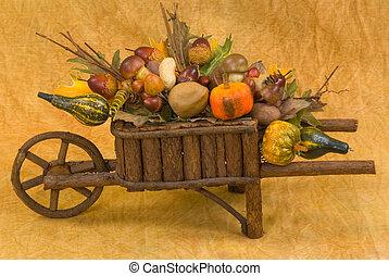 saisonnier, décoration