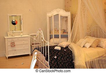 saját belső, -, hálószoba