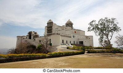 Sajjan Garh, Monsoon Palace, Udaipur, India