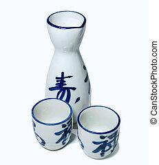 sake set - sake cup set