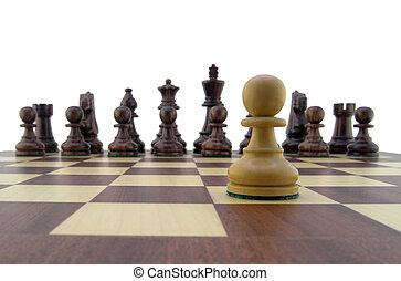 sakk vég
