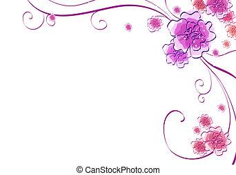 sakura, szőlőtőke