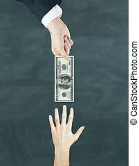 salário, conceito