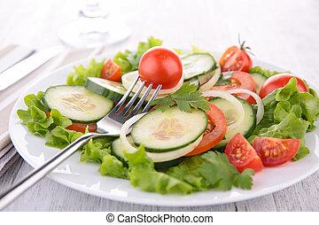 salát