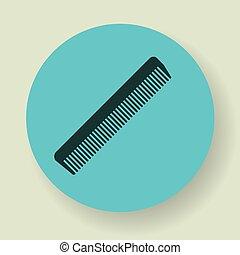 salão, cabeleireiras, beleza