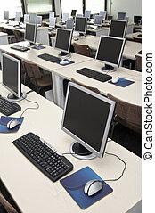 sala aula computador, 5