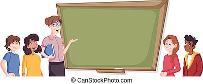sala aula, teacher.