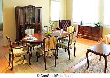 sala da pranzo, classico