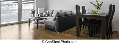 sala de estar, confortável