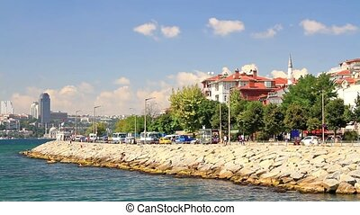 Salacak, Istanbul - Salacak Coast, Istanbul, Turkey