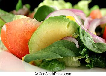 Salad Background 6