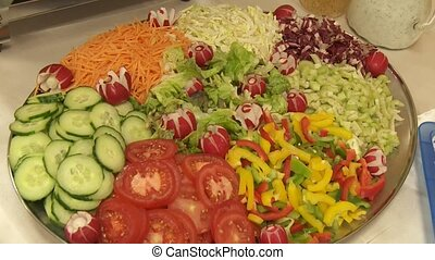 Salad, Buffet
