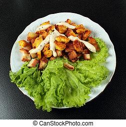 salad caesar ingredients