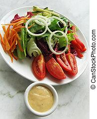 salad healthy food