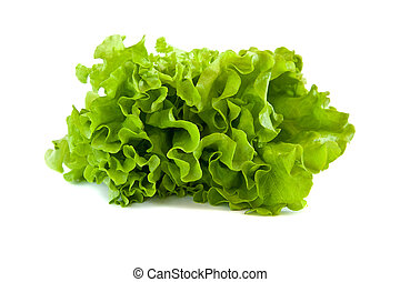 salada, alface