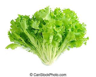 salade loof, salad.