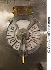 salade máquinas, telégrafo