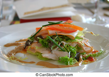 salade, restaurant