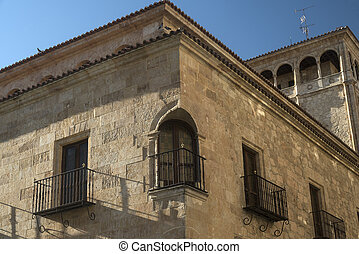 Salamanca (Spain): historic building