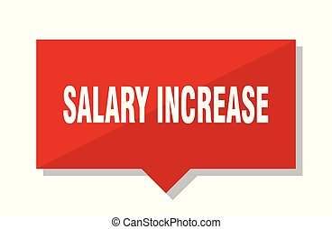 salary increase red tag - salary increase red square price...
