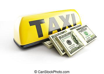 salary taxi driver