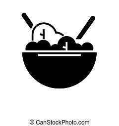 Schüssel clipart  Salat schüssel Vektor Clipart EPS Bilder. 1.235 Salat schüssel ...