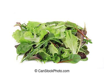 salat, mix.