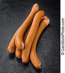 salchichas, wiener, focus), (selective