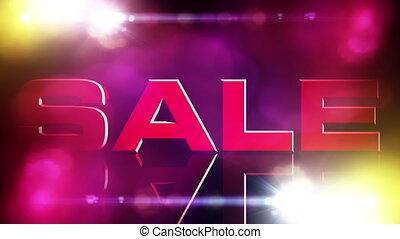 Sale 03 - SALE discount animation