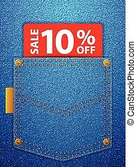 sale 10 percentage off