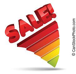 Sale 3d step