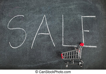 Sale and gift  Coupon voucher